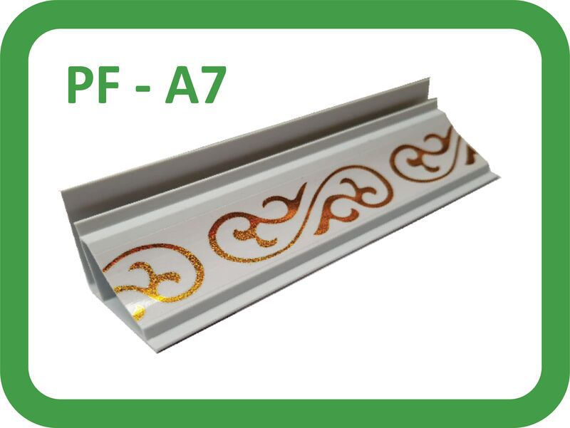 lis plafon pvc motif batik
